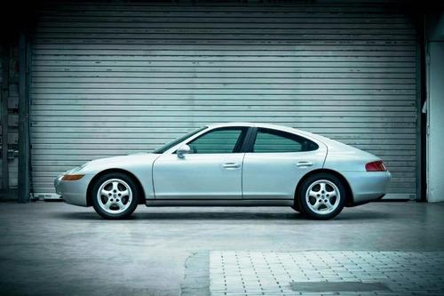 Porsche 989, la 4 porte che non vide mai la luce (3)