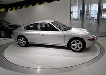 Porsche 989, la 4 porte che non vide mai la luce