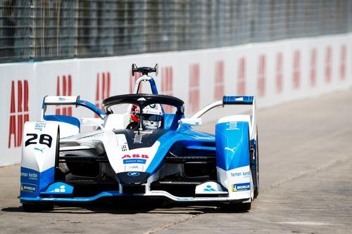 Formula E, ePrix di Santiago del Cile: pole per Di Grassi (2)
