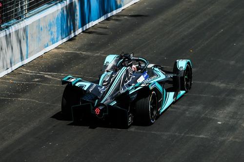 Formula E, ePrix di Santiago del Cile: pole per Di Grassi (9)