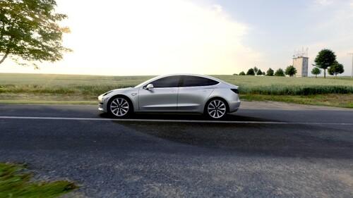 Tesla Model 3: la baby-elettrica compatta (3)