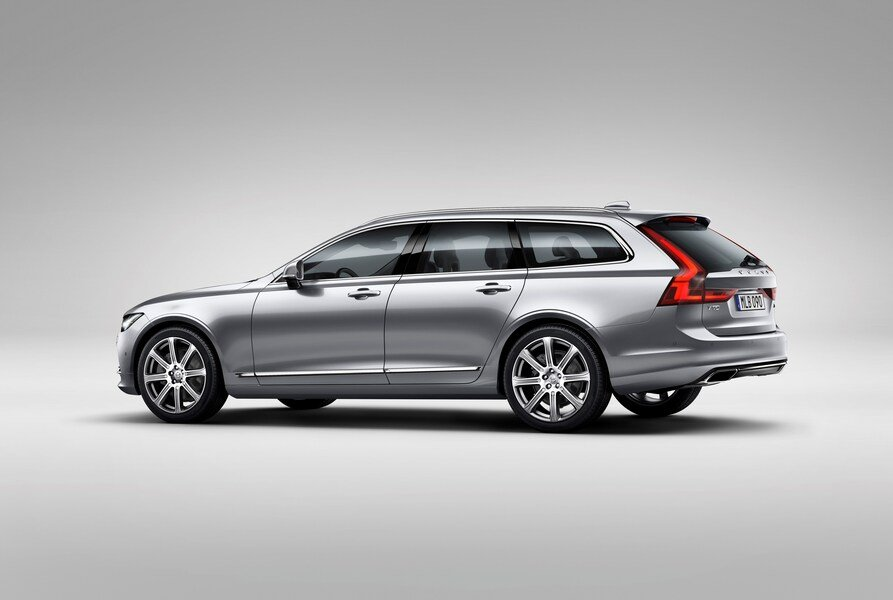 Volvo V90 T8 Twin Engine AWD Geartronic Inscription (4)