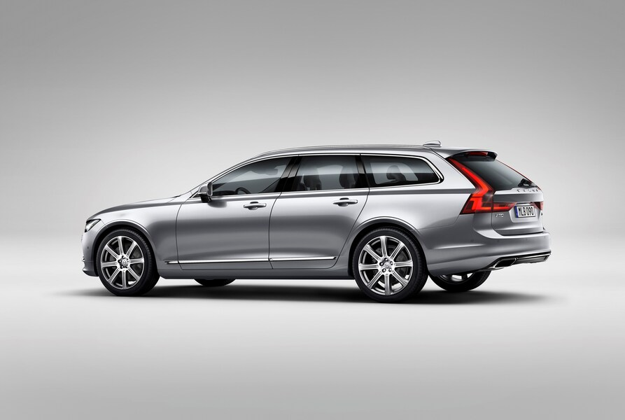 Volvo V90 T8 Twin Engine AWD Geartronic Momentum (4)