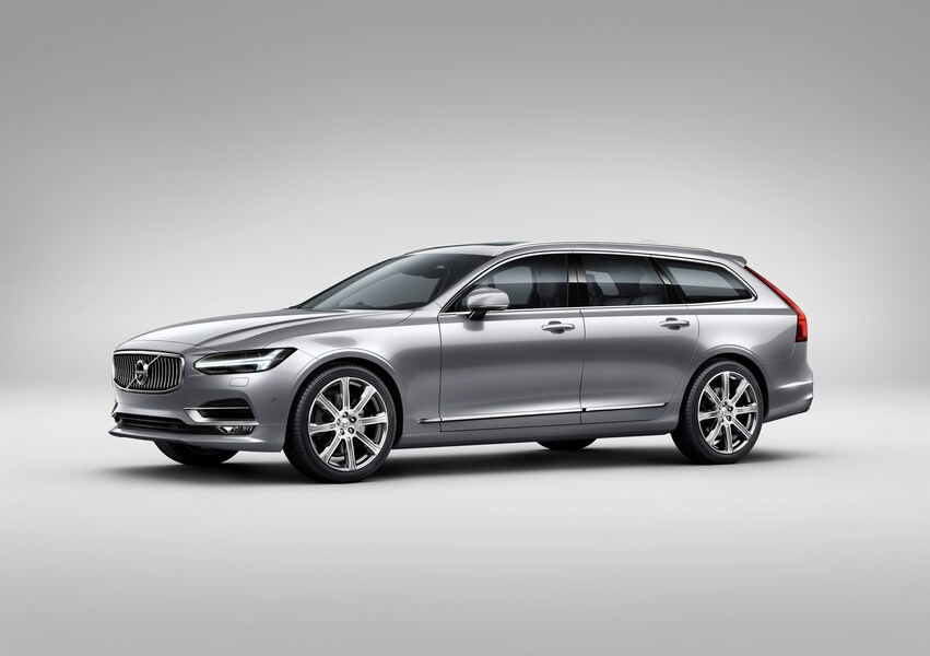 Volvo V90 D5 AWD Geartronic Inscription (2)