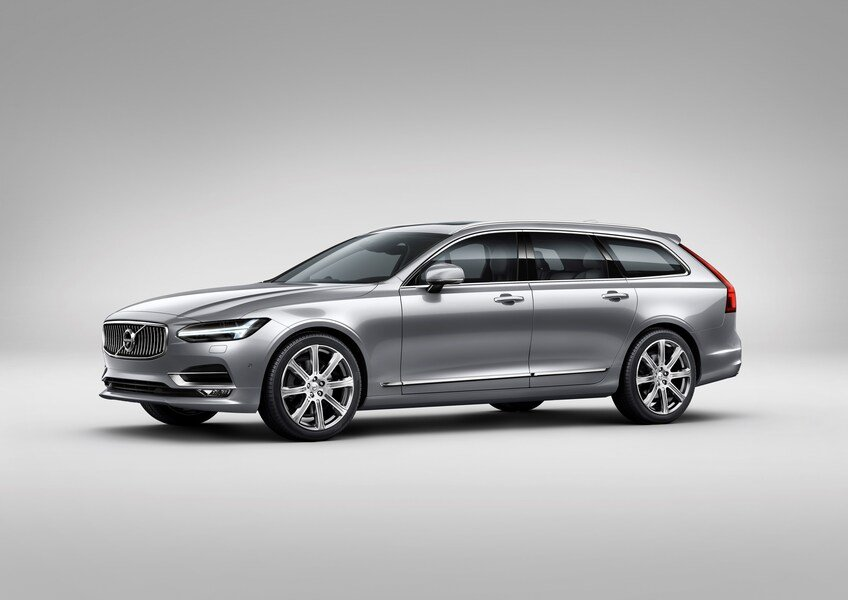 Volvo V90 T8 Twin Engine AWD Geartronic Momentum (2)