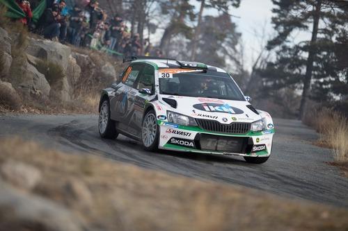 WRC19, Monte-Carlo: Ogier (Citroen) un Mostro (7)