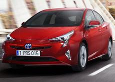 Toyota Prius (2016->>)