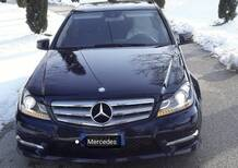 Mercedes-Benz Classe C 220 CDI BlueEFFICIENCY Avantgarde AMG del 2011 usata a Auditore