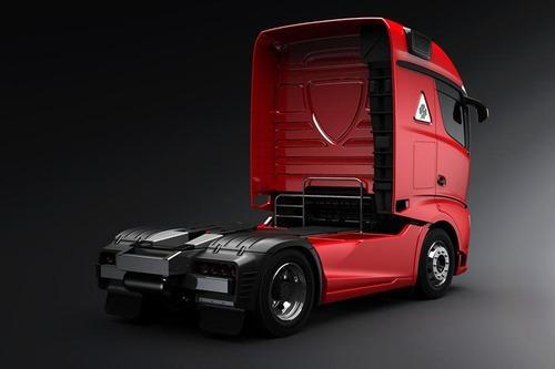 Super Camion Alfa Romeo, ecco il rendering degli ungheresi (2)