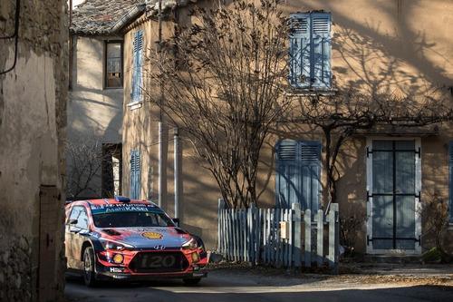WRC 2019. Rally di Montecarlo, le foto più belle (4)