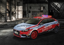 Hyundai i30 Fastback N: safety car per il Mondiale SBK 2019