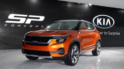 Nuovi SUV Kia 2019: SP2i e Xceed [foto gallery]