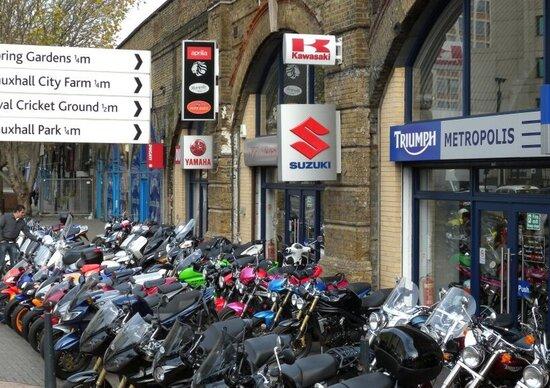 La Moto è In Ripresa Nel Regno Unito Ma Pesano I Timori Per La