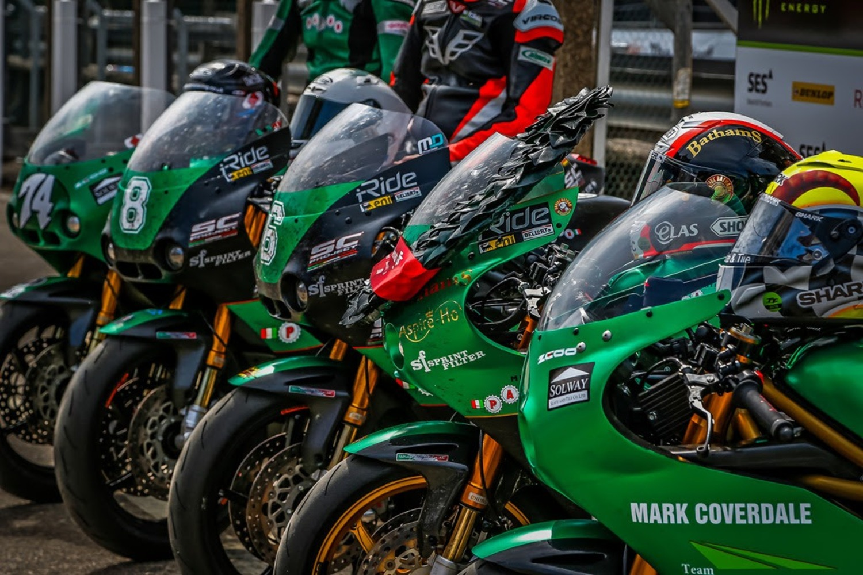 Team SC-Project Paton Reparto Corse alla 24 ore di Le Mans con la Honda CBR 1000RR