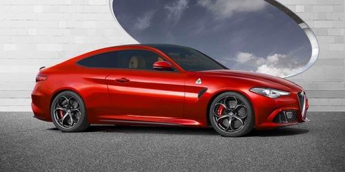 Alfa Romeo GTV LP Design: ecco la nuova coupé del Biscione (3)
