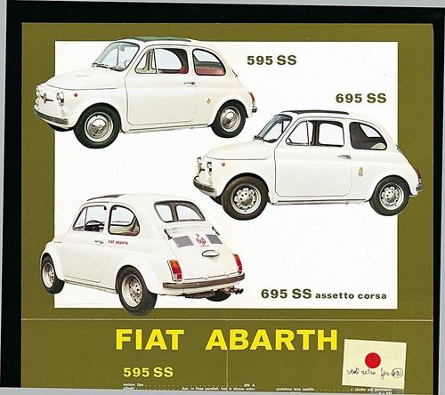 70 anni di Abarth: 10 auto indimenticabili dello Scorpione (3)