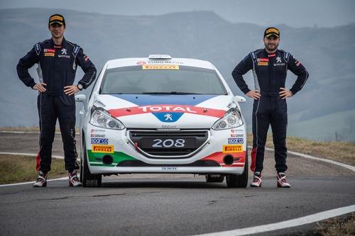 Rally, Trofei Peugeot Italia: 40 anni sempre in corsa con nuovi talenti e vecchi campioni (3)