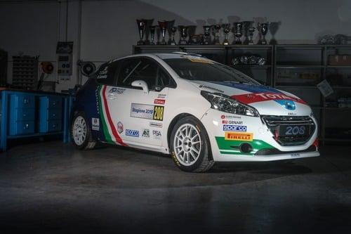 Rally, Trofei Peugeot Italia: 40 anni sempre in corsa con nuovi talenti e vecchi campioni (8)