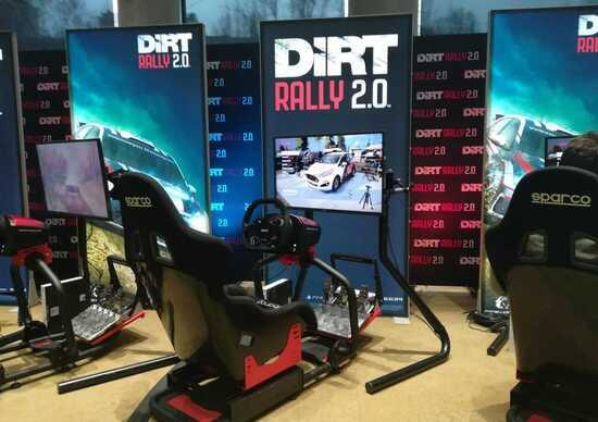 DiRT Rally 2.0, verso la simulazione!