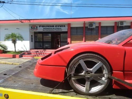 Costruisce replica F40: Ferrari lo denuncia (2)