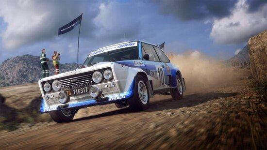 Non solo Lancia ma anche Fiat con la sua 131 Abarth Rally