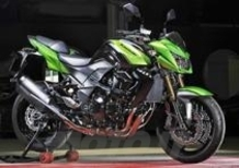 Kawasaki Z750R. Fenomeno latino