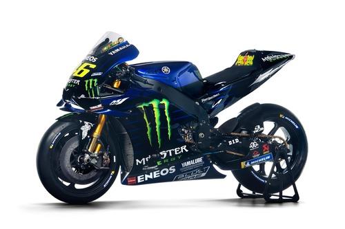 MotoGP. Yamaha svela la livrea 2019 di Rossi e Viñales (8)