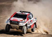100% Perù. Dakar Rewind. Vantaggio Toyota