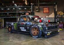 Ken Block Hoonitruck: i segreti del pick-up da 914 CV [Video]