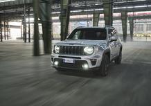 Jeep Renegade: più sportiva nella versione S