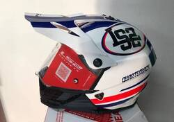 Casco LS2 MX436 Pioner QUARTERBACK