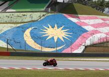 MotoGP 2019. I test di Sepang... in versi