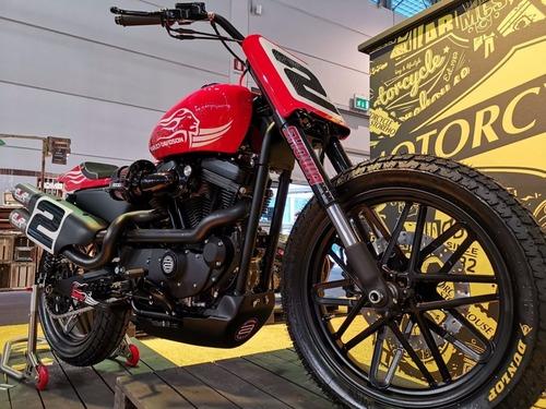Harley-Davidson XL1200 Roadster by Shaw Harley-Davidson (3)