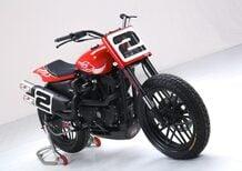 Harley-Davidson XL1200 Roadster by Shaw Harley-Davidson