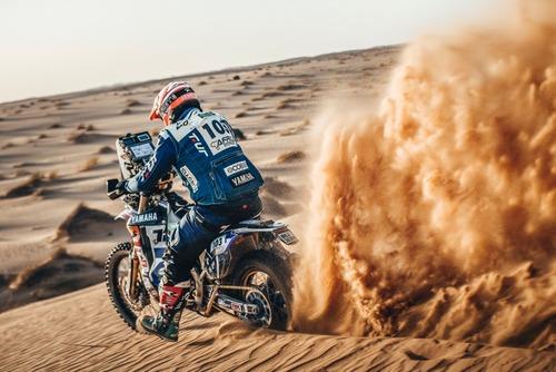 Africa Eco Race. La versione di Botturi (e di Yamaha): festa grande!