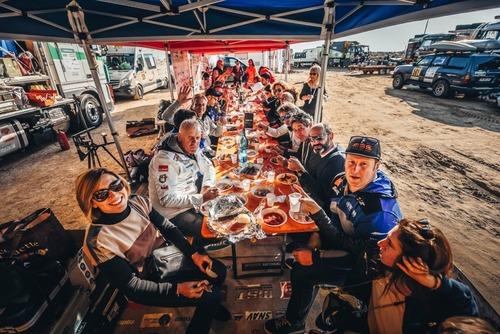 Africa Eco Race. La versione di Botturi (e di Yamaha): festa grande! (8)