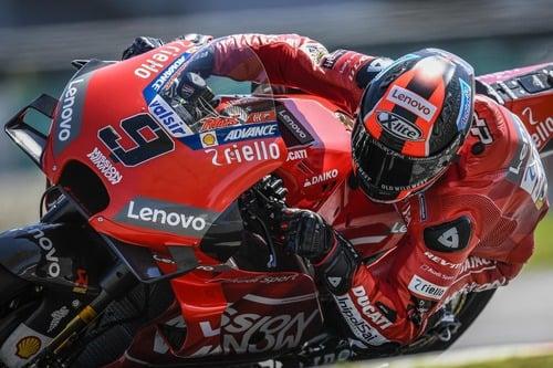 Gallery MotoGP - Le prime foto dei test di Sepang 2019 (7)