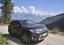 Colle delle Finestre in off-road con la Suzuki Vitara 4x4 1.6 DDIS-DCT [Video]