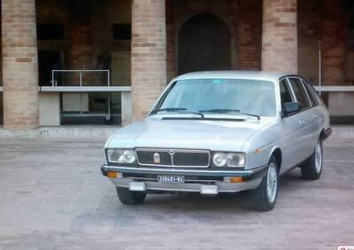 Gamma 2000 berlina seconda serie d'epoca del 1981 a Senigallia