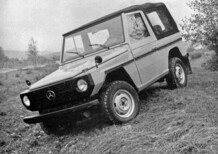 Mercedes-Benz: buon 40° compleanno, Classe G!