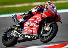 MotoGP test. Ducati, uniti si vince?