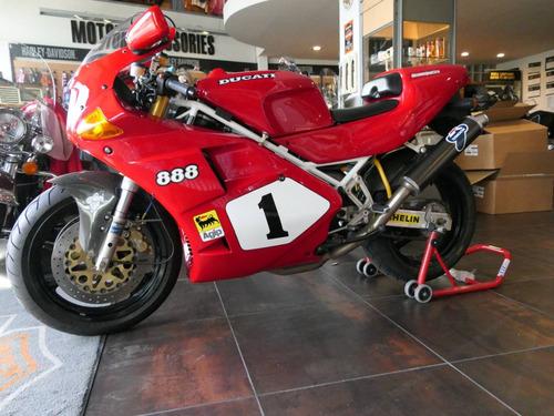 Le Belle e Possibili di Moto.it: Ducati 888 SP4S (2)