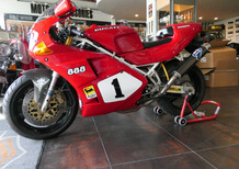 Le Belle e Possibili di Moto.it: Ducati 888 SP4S