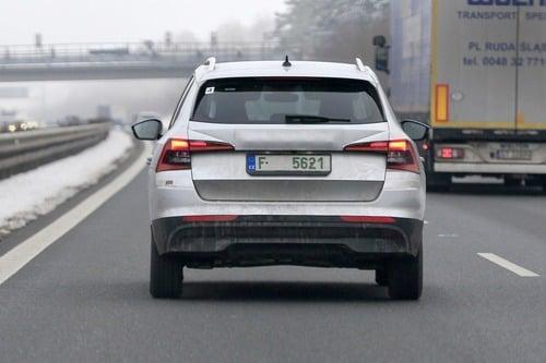 Skoda Kamiq, le foto del nuovo SUV senza veli! (3)