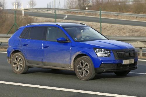 Skoda Kamiq, le foto del nuovo SUV senza veli! (5)