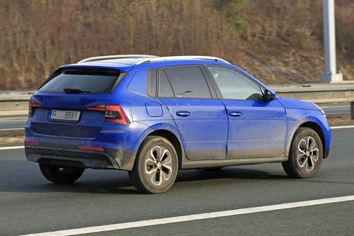 Skoda Kamiq, le foto del nuovo SUV senza veli! (8)