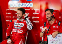 MotoGP test. Dovizioso: La classifica è poco veritiera