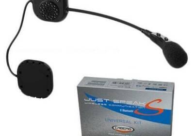 Interfono Bluetooth Just Speak S Caberg per Casco - Annuncio 7572608
