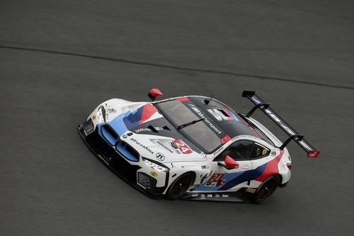 Zanardi racconta la sua 24 ore di Daytona con la BMW M8 GTE (4)