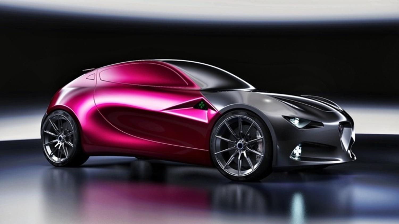 Fantasie Alfa Romeo, Cuore Sportivo Elettrico: nuova Alfasud E-Sprint (GT EV)